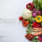 grow fruit and veg