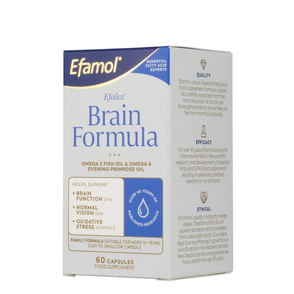 Efamol brain formula supplement